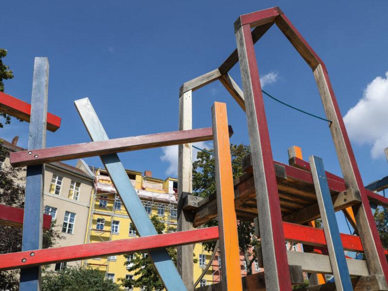 Paul Klee, Spielplatz Berlin Tempelhof