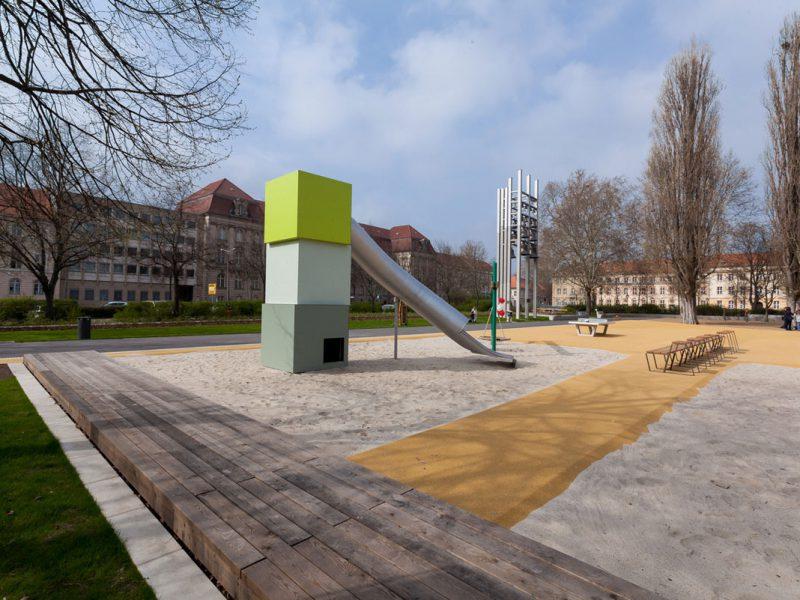 Plantage, Spielraum, Potsdam