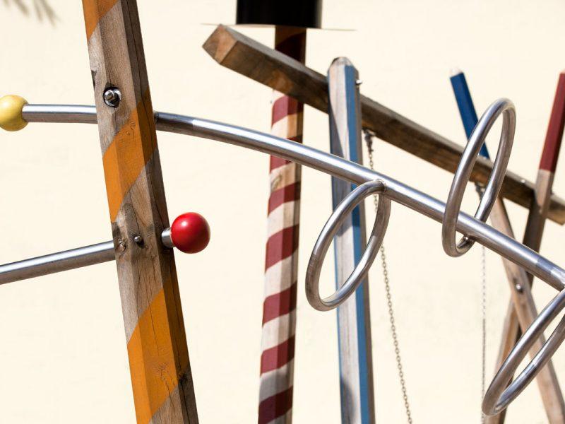 Zirkus, Spielplatz Berlin Prenzlauer Berg