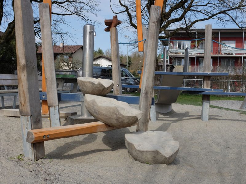 Tirili, Spielplatzgestaltung Lerchenfeld Thun