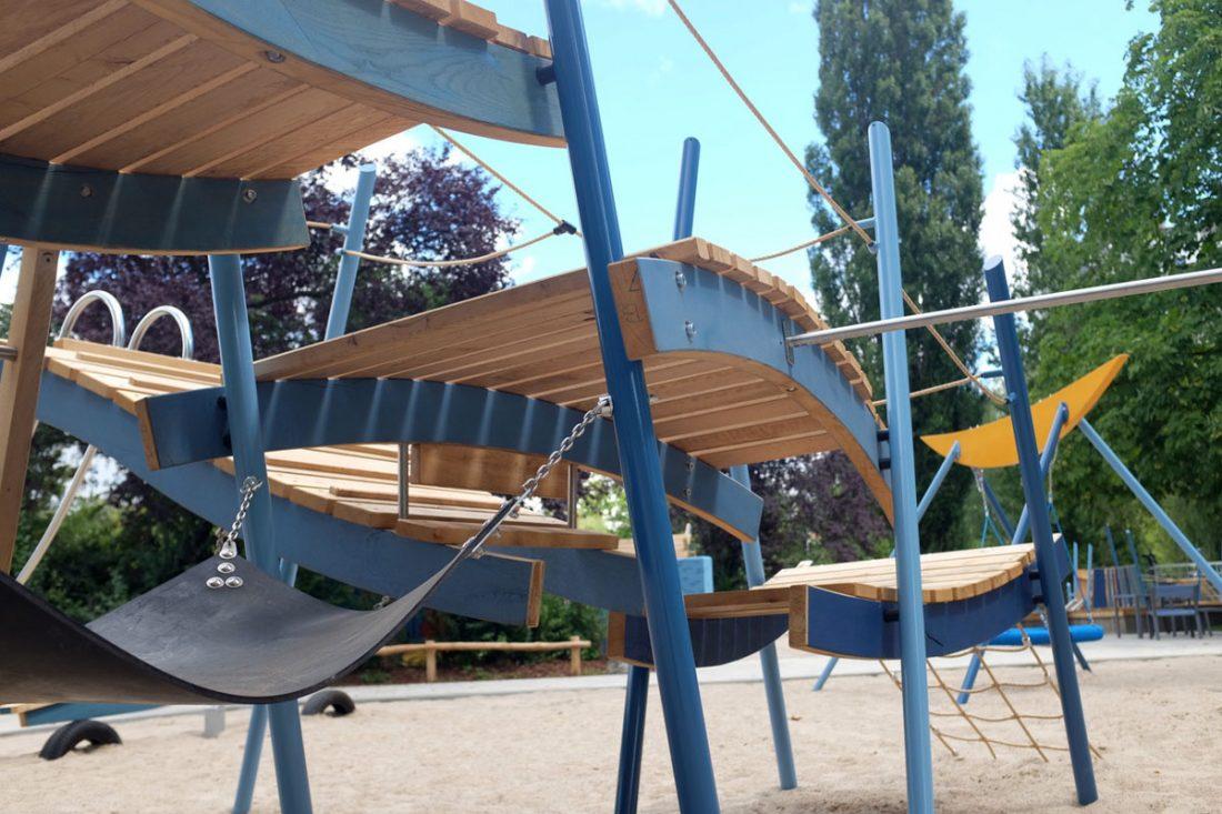 Wolkenhain, Spielplatz Reinickendorf Berlin