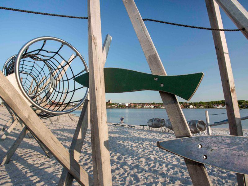 Spielwerft und Riesenreuse Heiligenhafen