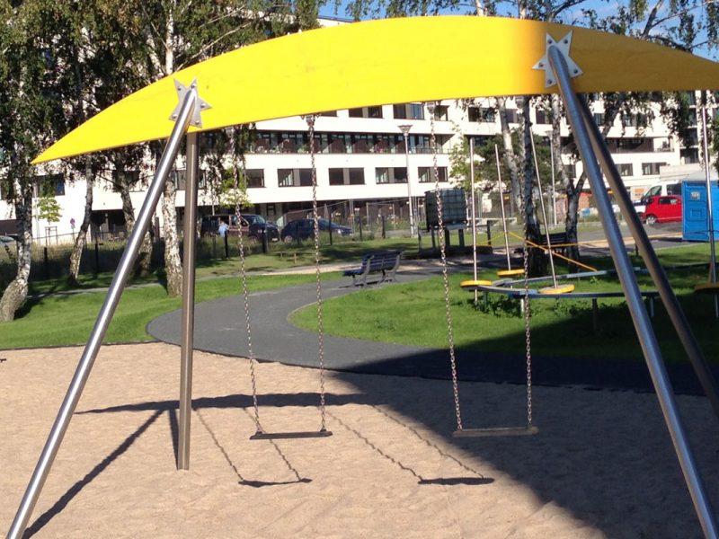 Zum Jupiter, Spielplatz am Campus Adlershof, Berlin