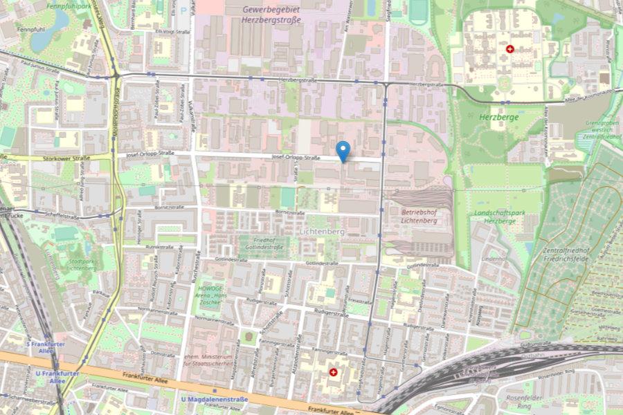 © OpenStreetMap-Mitwirkende