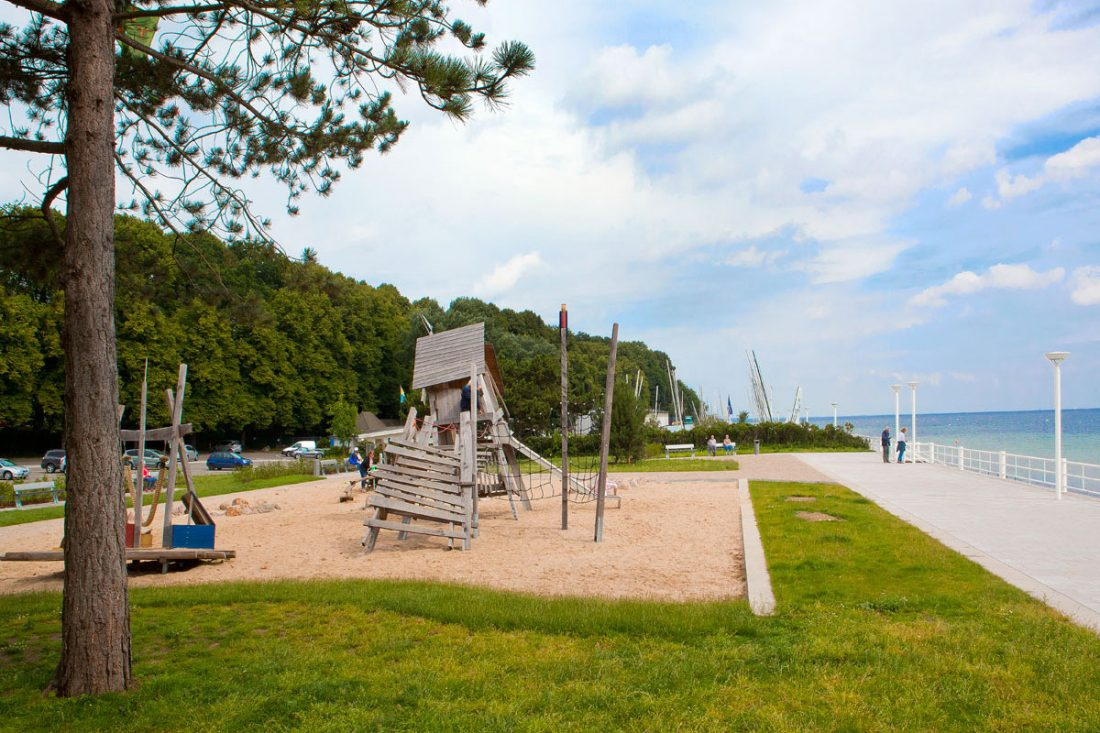 Piraterennest, Spielplatz Travemünde
